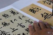 圣手书法课程临习示范赵孟頫《胆巴碑》书法讲座