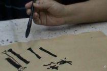于钟华老师魔鬼训练营《九成宫醴泉铭笔法》24分钟书法视频讲座