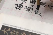 【连载】003于钟华讲《多宝塔碑》临摹示范视频