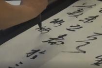 张旭光高研班视频课程(内含多种书体示范)80分钟