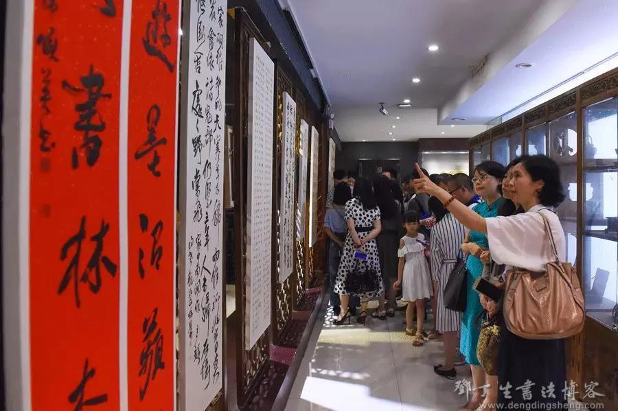 雪溪堂雅集今日下午在四川省文化馆开展2.jpg